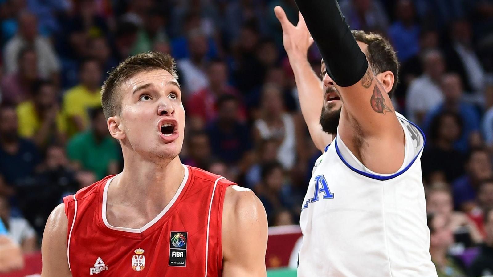 Сборная Российской Федерации вышла вполуфинал Евробаскета