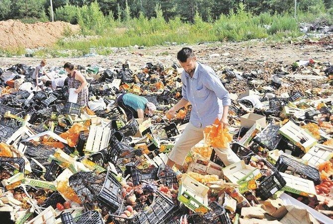 Уничтожать продукты будут засчет их собственников