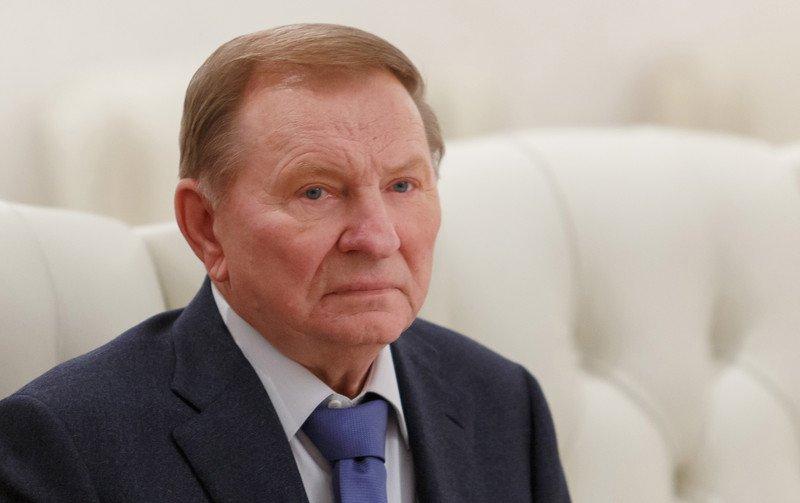 Кучма высказался против планаРФ поразмещению миротворцев ООН вДонбассе