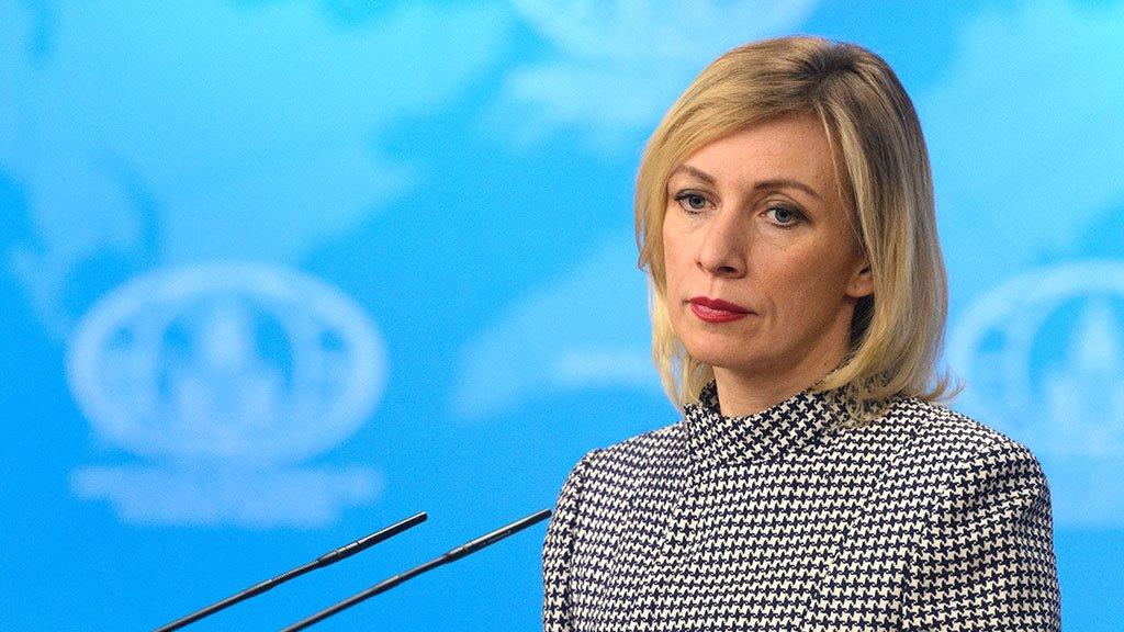 Захарова прокомментировала ракетный запуск КНДР