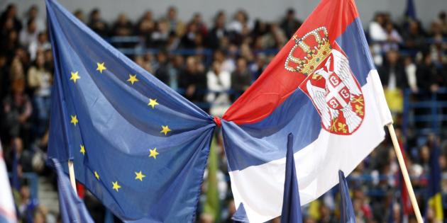 Президент Сербии назвал членство вЕС приоритетом страны