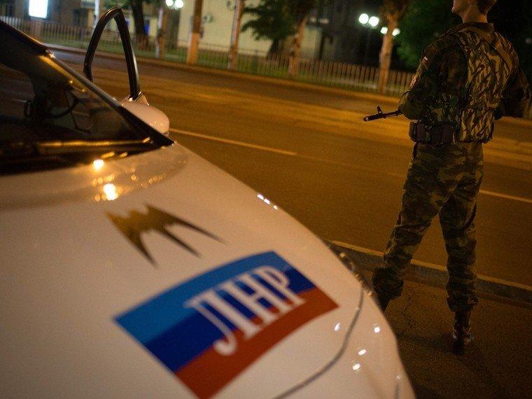 ВЛНР произошел взрыв уздания военкомата вАнтраците