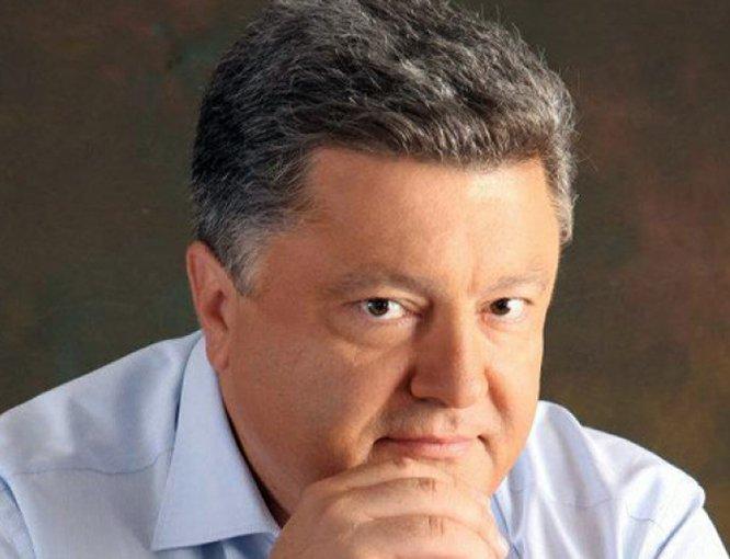 Охрана напала на корреспондента около ресторана, где ужинал Порошенко