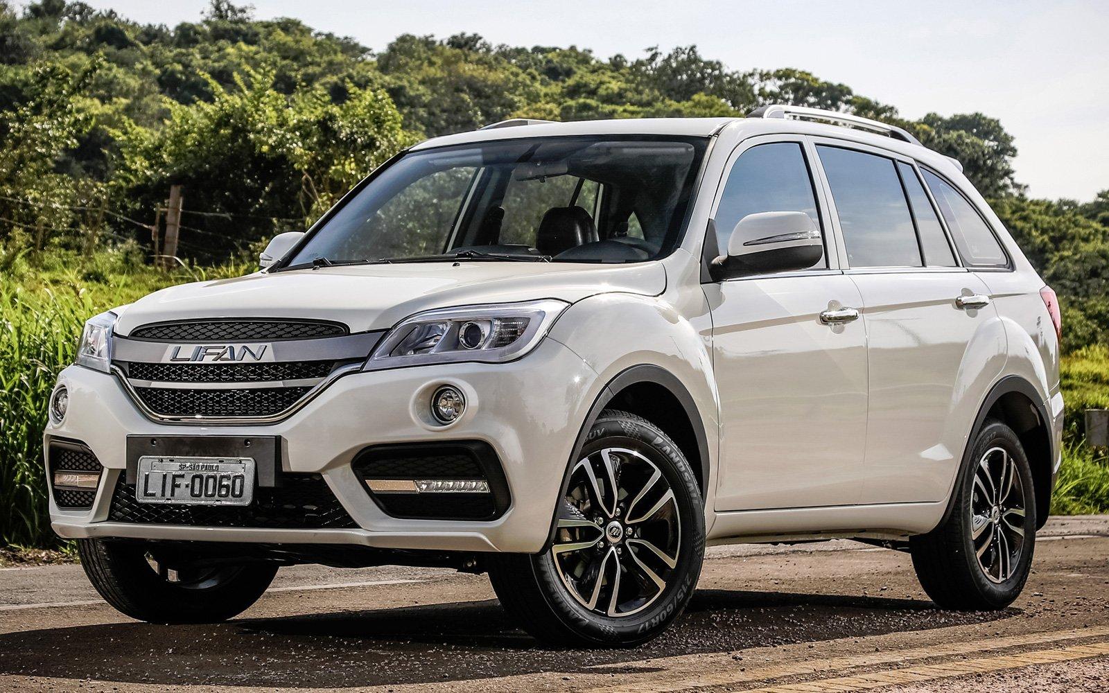 Лифан привезет в РФ два новых автомобиля в последующем 2018г.