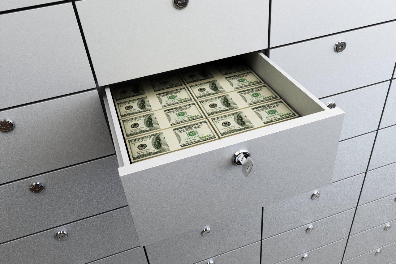 В российской столице избанковской ячейки похищена крупная сумма