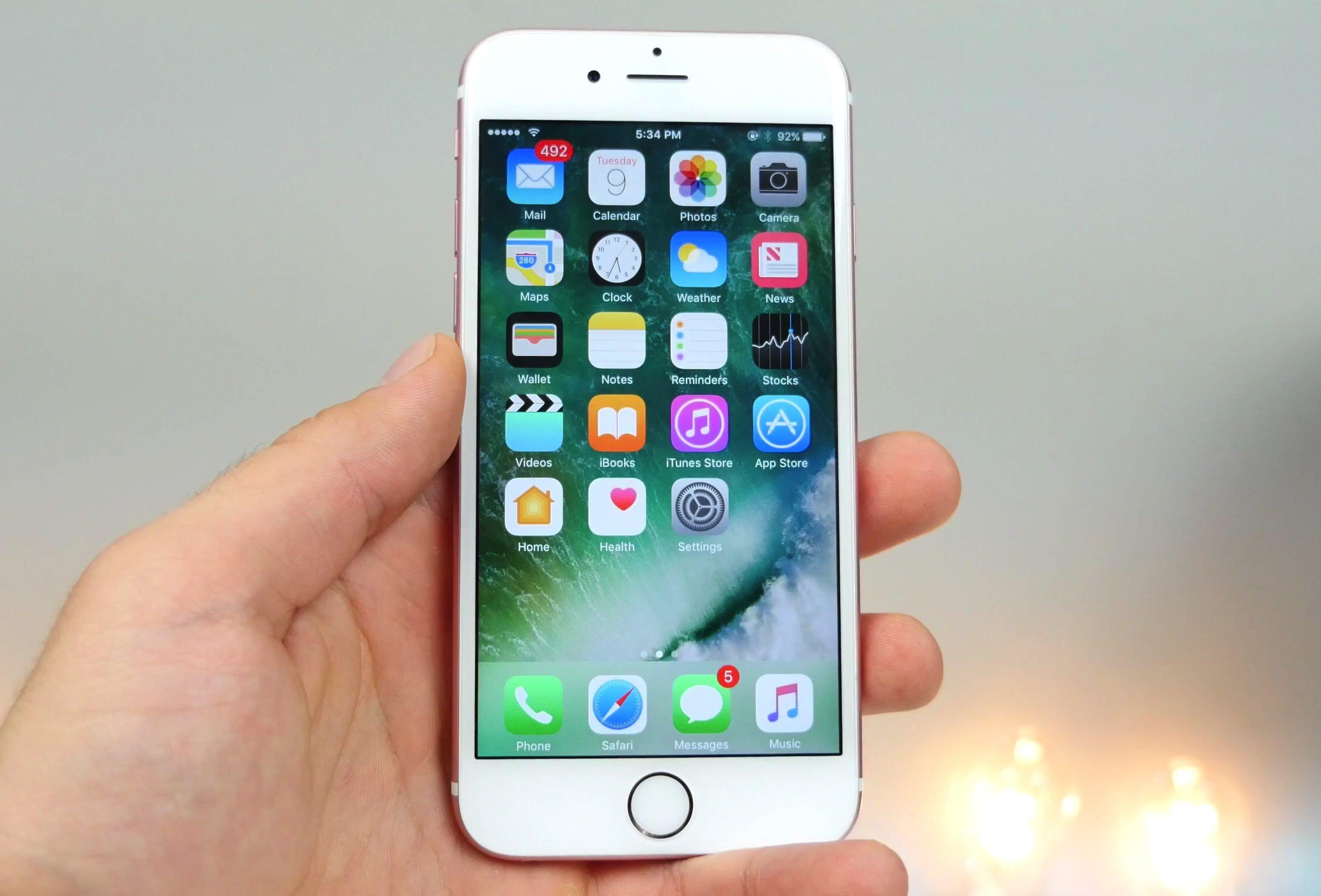 Новый смартфон iPhone 9 может выйти в 2018 году