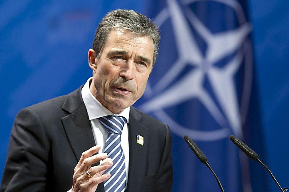 Прошлый генеральный секретарь НАТО неисключает ослабления антироссийских санкций