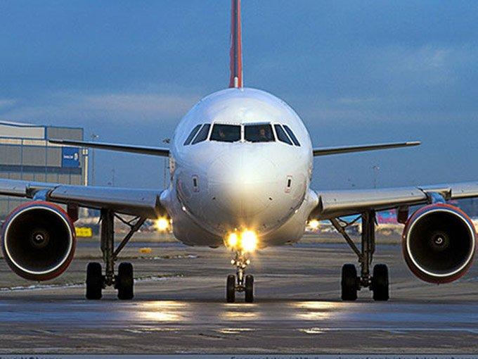 Пассажиры самолета, летевшего изКрыма в столицу, устроили дебош