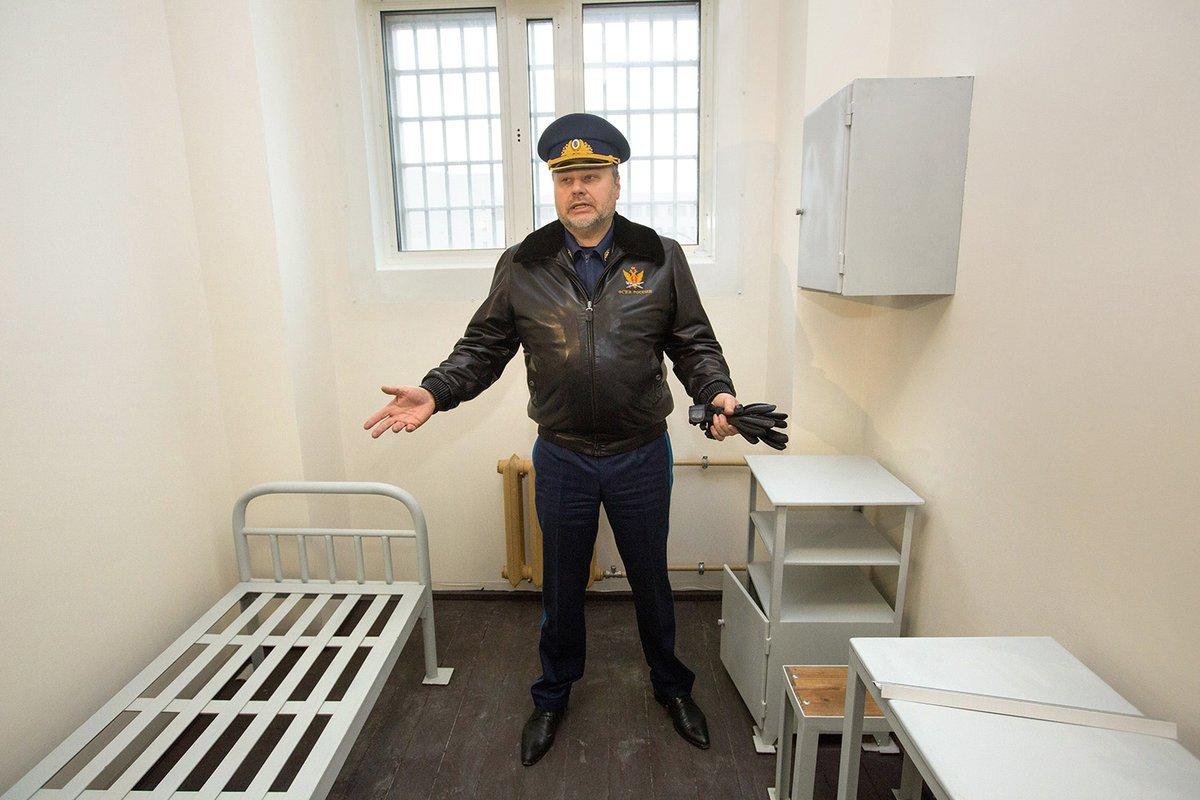 Предполагаемую пособницу замглавы ФСИН Коршунова отправили вСИЗО