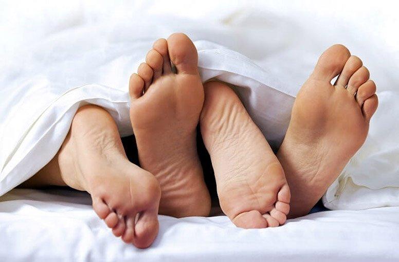 Ученые поведали, сколько продолжается оптимальный секс