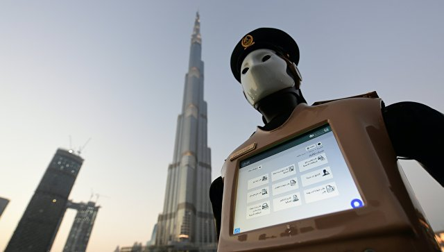 ВДубае открылся первый вмире автоматизированный полицейский участок