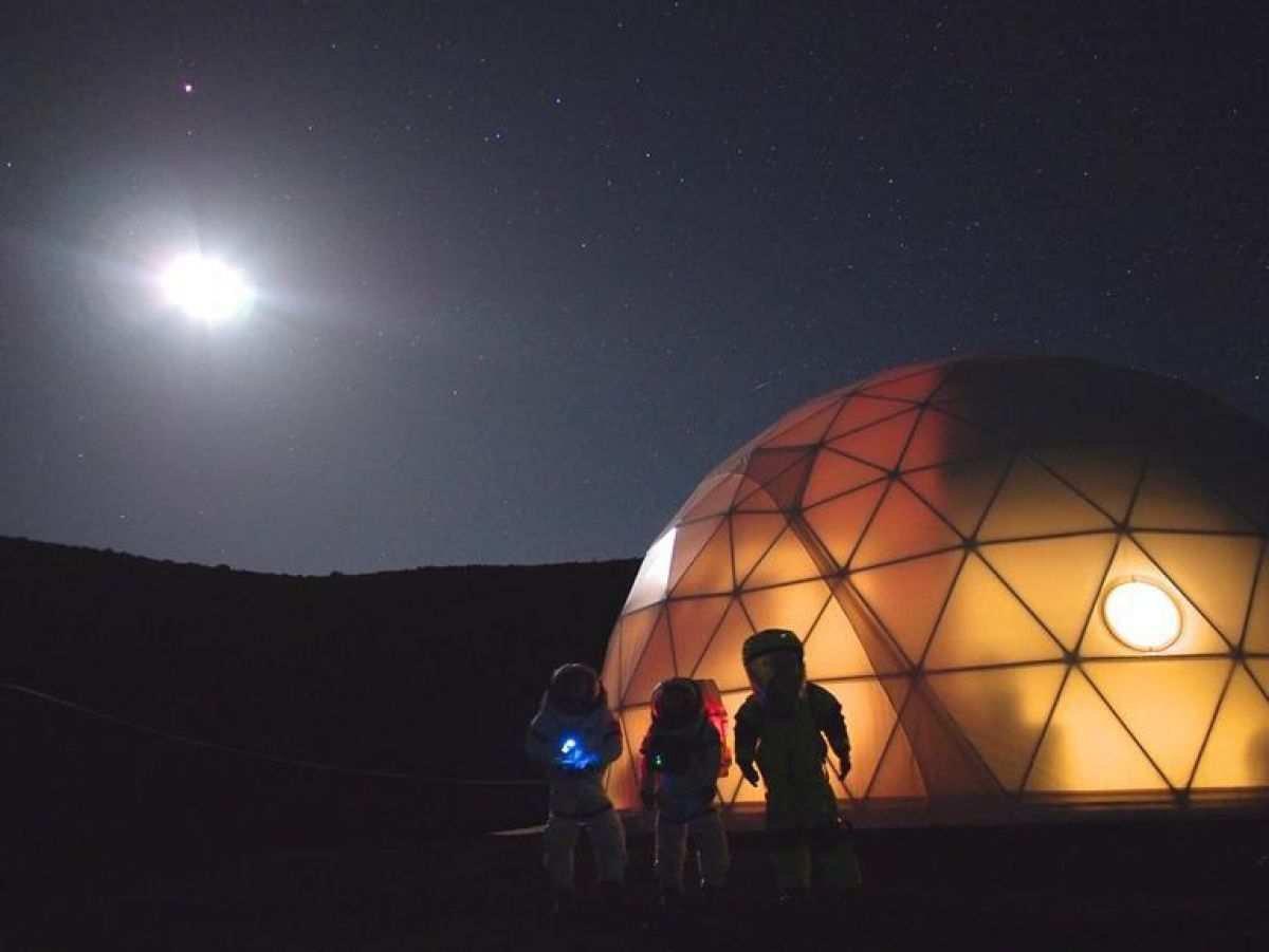 NASA завершило эксперимент поимитации жизни наМарсе