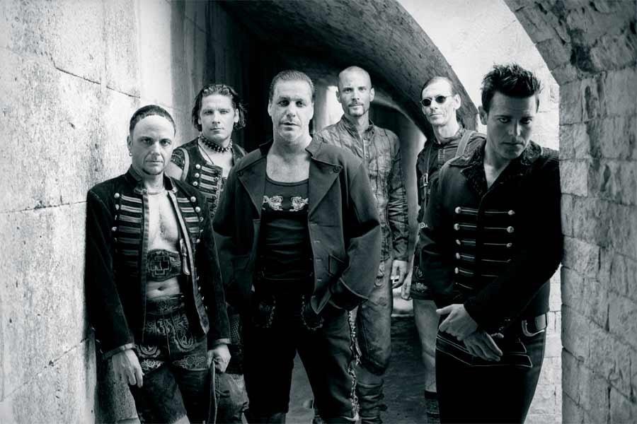 СМИ Группа Rammstein прекращает существование