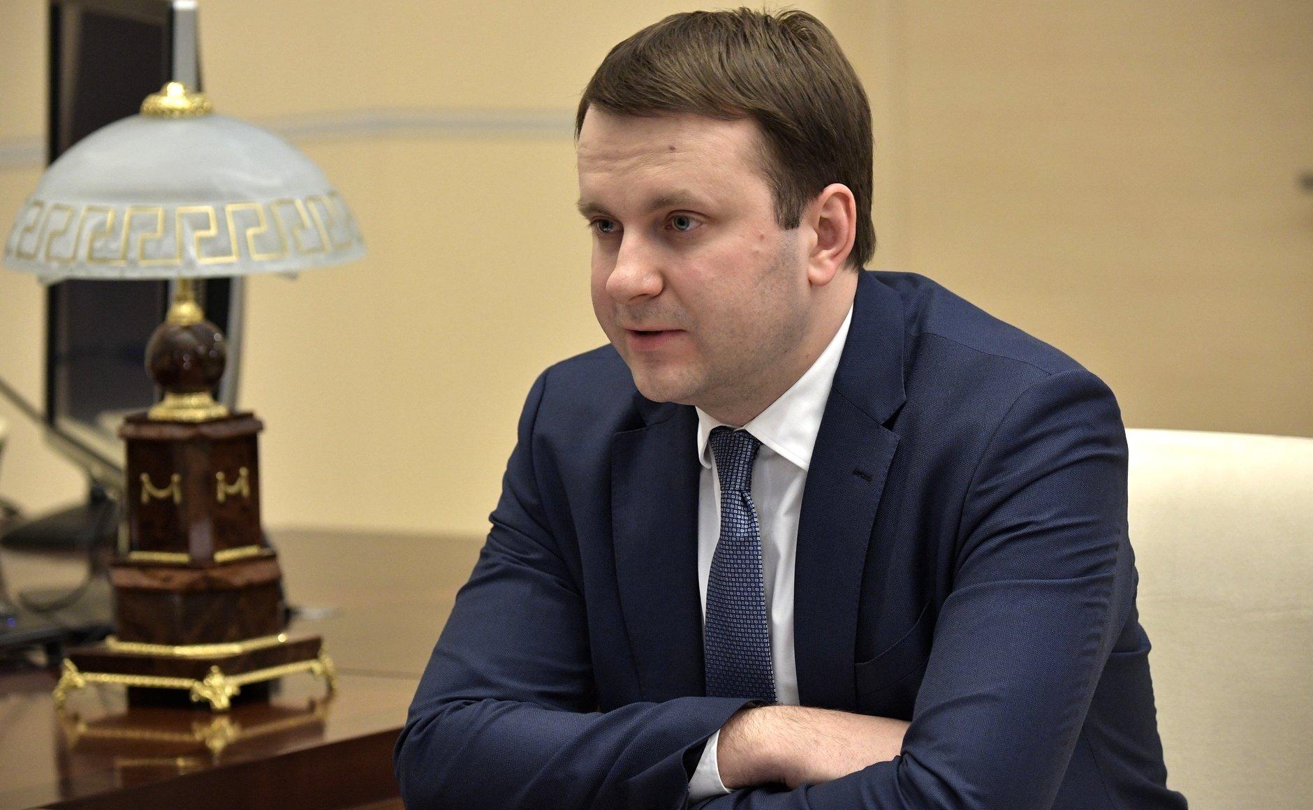 Санкции непомешают стабильности рубля— Орешкин