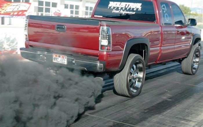 Дизельные выбросы убивают 10000 человек каждый год — Ученые