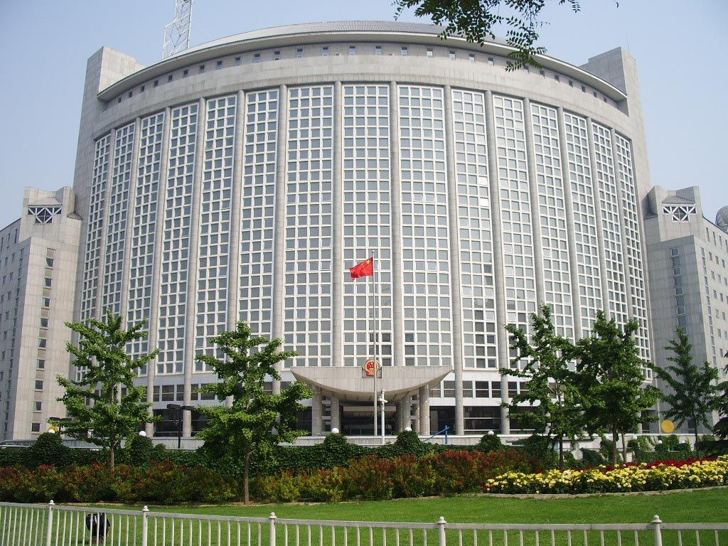 МИД Китая выступил заурегулирование кризиса вУкраинском государстве путём разговора