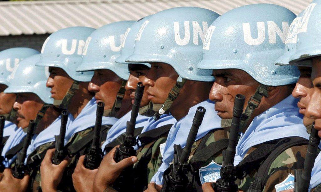 Песков объявил, что размещение миротворцев ООН наукраино-российской границе необсуждают