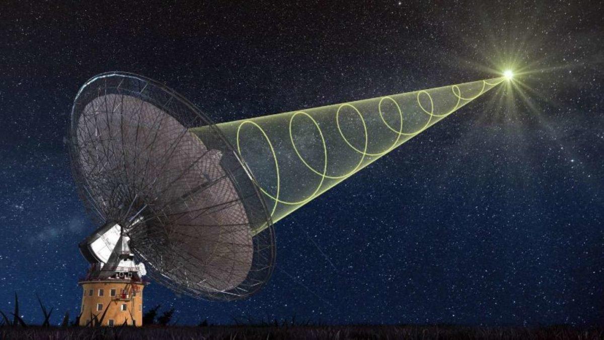 Ученые: Радиосигналы пришельцев появляются вночном небе каждую секунду