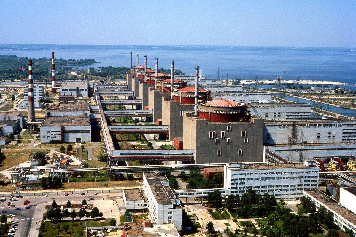 ВСБУ сказали, что предупредили происхождение чрезвычайной ситуации наЗапорожской атомной станции
