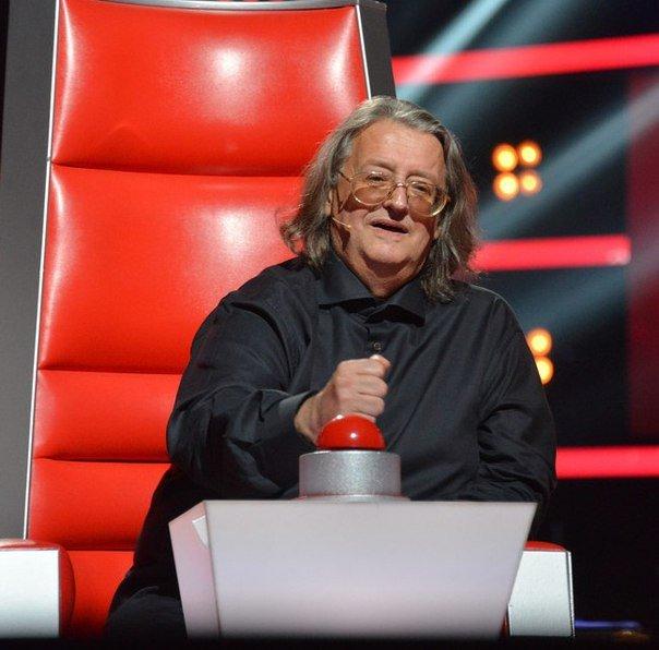 Александр Градский был вистерике после выступления участника «Голоса» Вадима Белоглазова