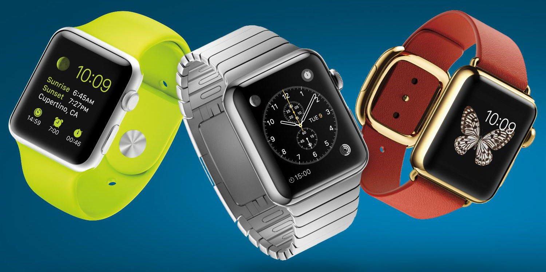 Apple объявила о начале продаж Apple Watch Series 3