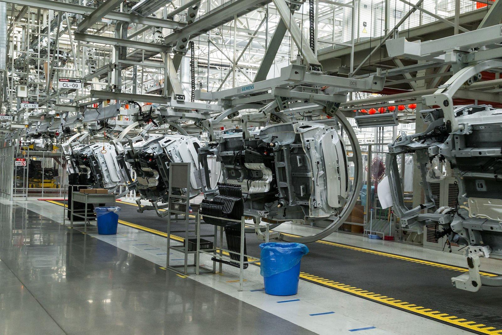«Стальные Конструкции» закончили поставки профлиста для постройки завода Haval