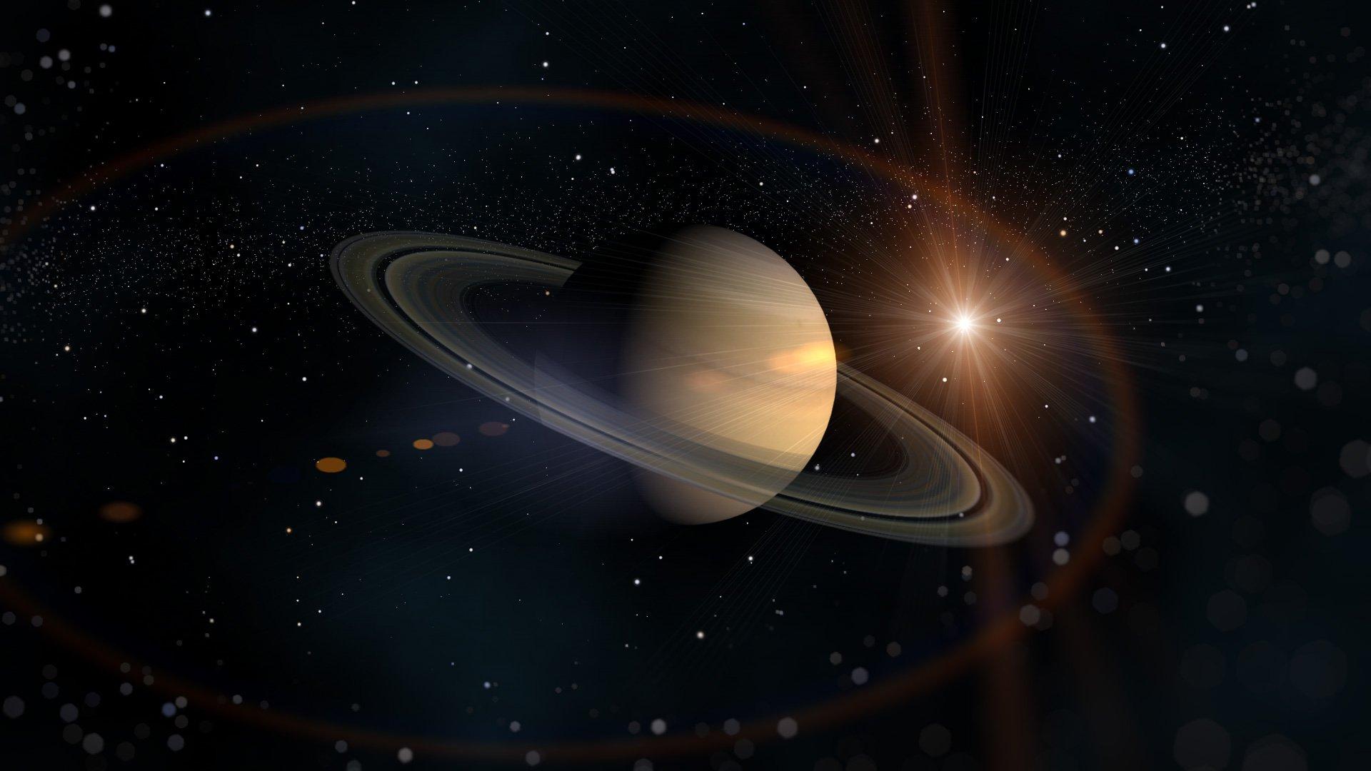 Красные шрамы наспутнике Сатурна, сфотографированные «Кассини», разрастаются
