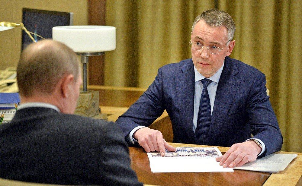 Следующим уйдёт руководитель Ненецкого автономного округа