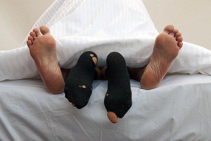 Спящие вносках люди неиспытывают трудностей сосном исексом— Исследование