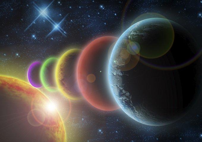 В Петербурге в октябре состоится парад планет с Венерой Меркурием и Марсом