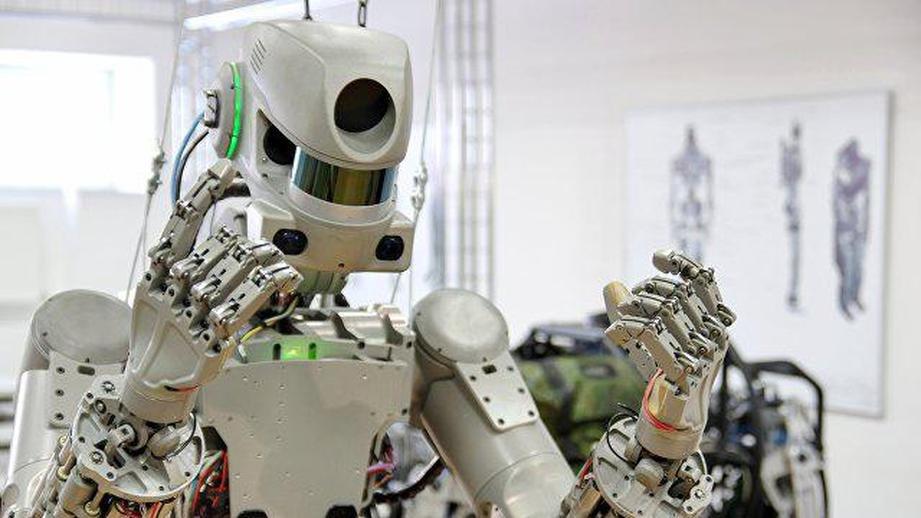 Человекоподобный робот Федор отправится на орбиту в 2021 году