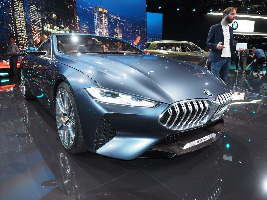 Maybach 6 Cabriolet признан лучшим концептом, представленным наавтомобильном салоне вГермании