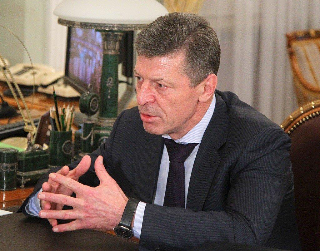 Козак допустил отставку еще нескольких глав регионов