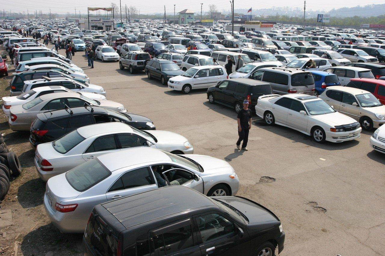 Перечислены регионы Российской Федерации  снаибольшим выбором подержанных авто