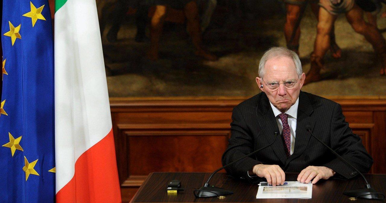 DPA: минфин Вольфганг Шойбле будет выдвинут напост спикера Бундестага