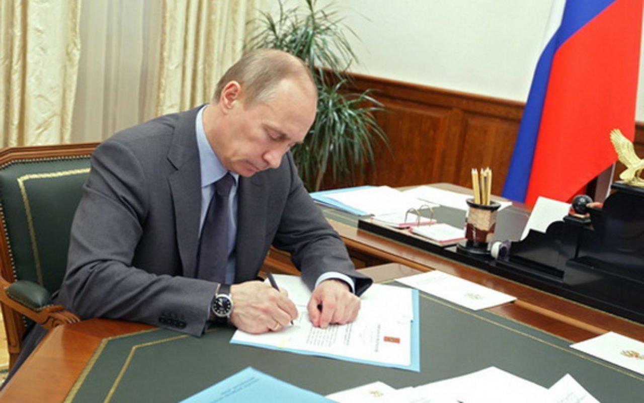 Путин объявил осенний призыв вармию