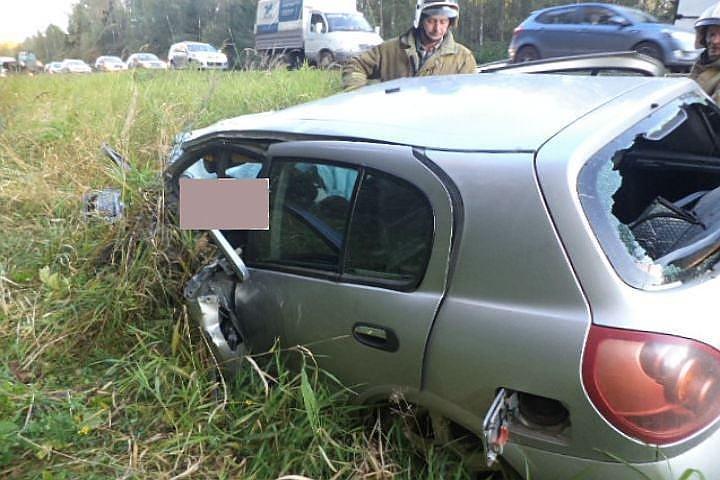 Двое погибли вДТП смикроавтобусом иГазелью вРостовской области