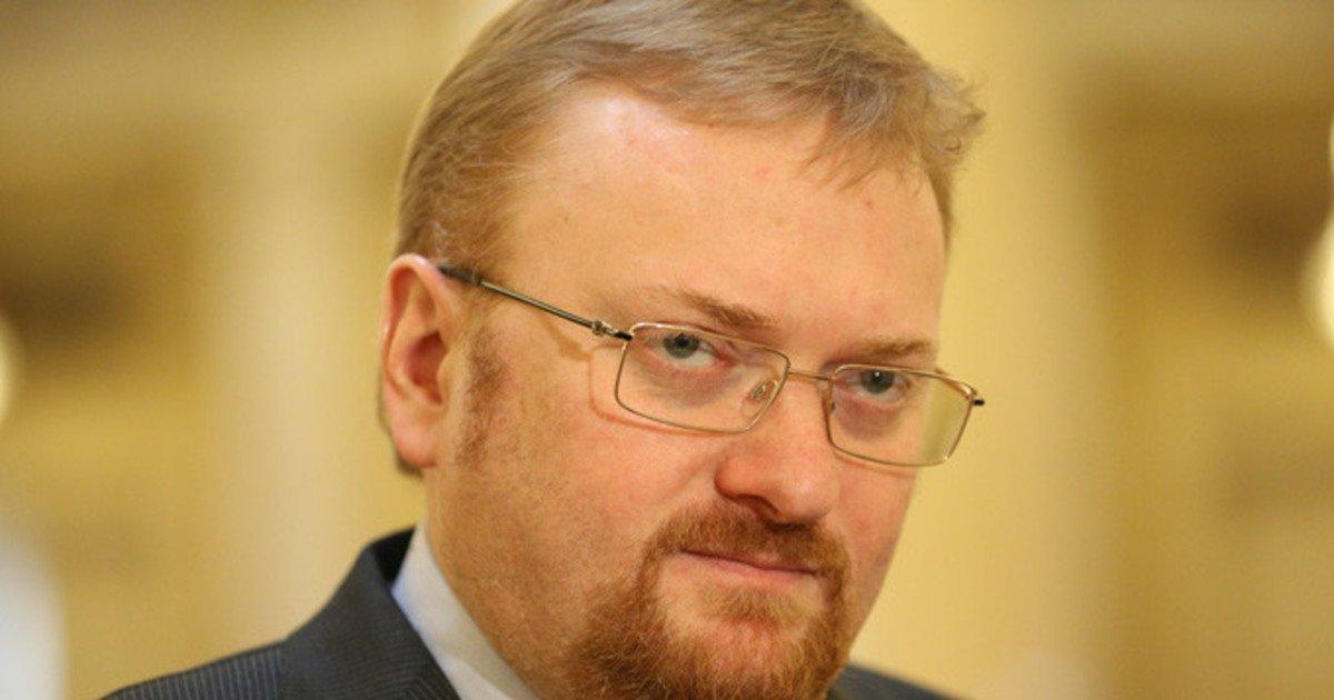 Милонов призвал руководство временно запретить финансирование фильмов испектаклей
