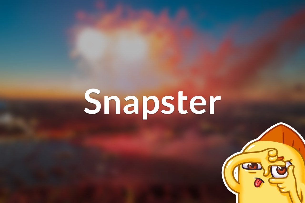 Фотоприложение Snapster всоцсети «ВКонтакте» закрывается