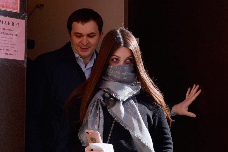 Стритрейсерша Багдасарян отработала вТвери наказание занарушение ПДД