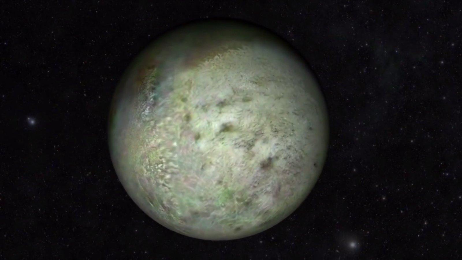 Ученые проследят за движением тени крупнейшего спутника Нептуна над Землей