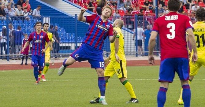«СКА-Хабаровск» одержал победу над «Ростовом» вматче РФПЛ надомашнем поле