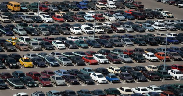 Количество машин автопарка России пересекло отметку в 1 миллион