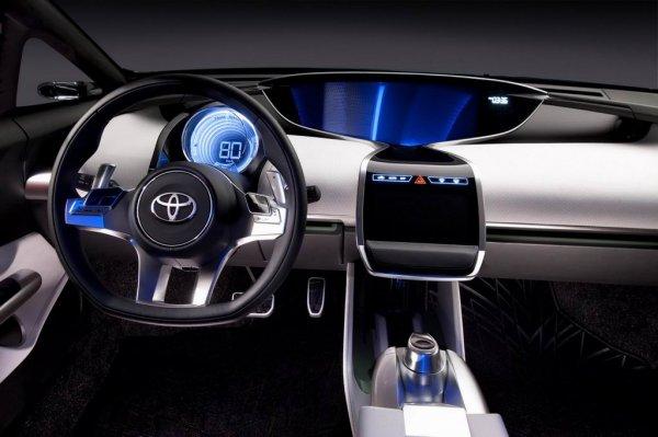 Toyota запатентовала опцию против запотевания стёкол