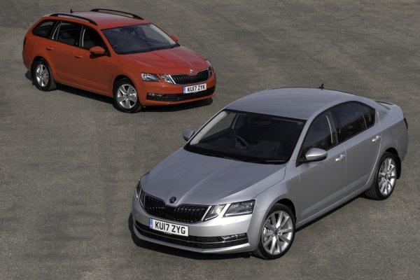 Рестайлинговый Skoda Octavia получит новый бензиновый мотор 1.5 TSI