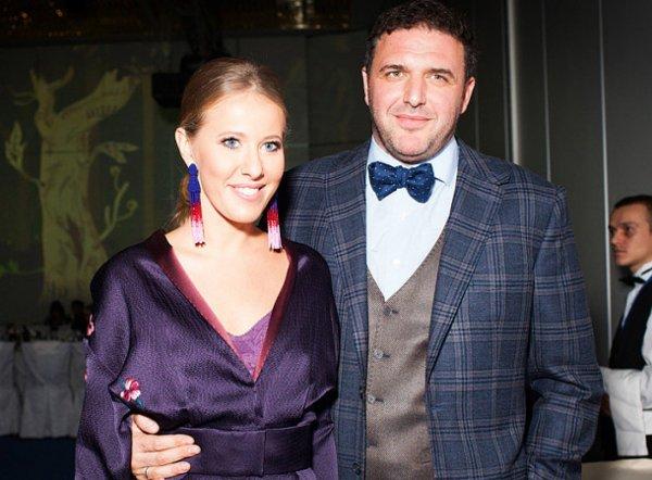 Ксения Собчак трогательно поздравила мужа с днём рождения