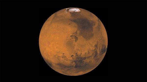 Падение астероида помешало зарождению жизни на Марсе: Колонизаторство Красной планеты под угрозою