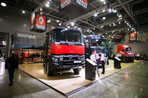 Renault Trucks намерен занять более 6% российского рынка грузовиков