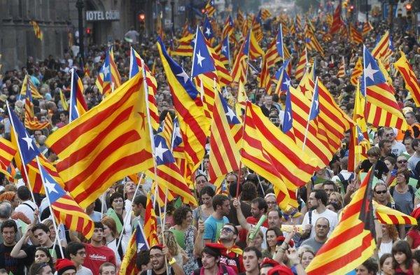 Мадрид принял меры по контролю расходов в Каталонии