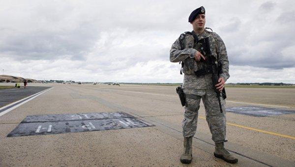 США скрыли сведения о катастрофе самолета-истребителя в Неваде